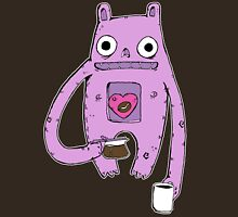 Cofee heart Unisex T-Shirt