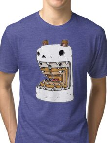 It's a hamster eat hamster world out there Tri-blend T-Shirt