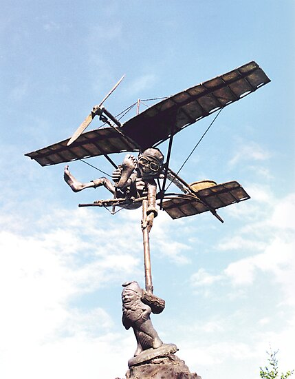 The Aviator by David Goode