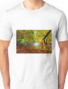 Perception of Autumn Unisex T-Shirt