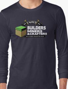 Been Around the Block - Minecraft Shirt Long Sleeve T-Shirt