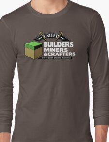 Been Around the Block - Minecraft Shirt T-Shirt