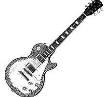 Guitar by soulysart