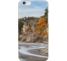 Texas Hill Country Colors 1 iPhone Case/Skin