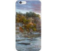 Texas Hill Country Sunrise 2 iPhone Case/Skin