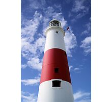 A Lighthouse Called Wally Photographic Print