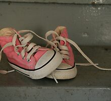 Shoes Off by Tanya Kenworthy-Mosher