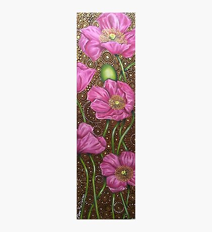 Pink Poppies Photographic Print