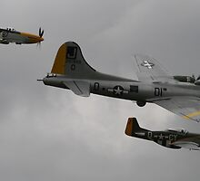 Liberty belle and friends by Steve Etheridge