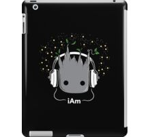 i Am - Cute Groot  iPad Case/Skin