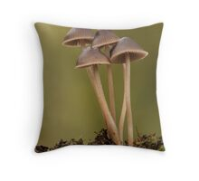The Usual Suspects ..... Throw Pillow
