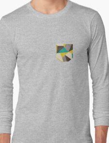 Polygons Long Sleeve T-Shirt