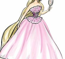 Designer Rapunzel by EvaEnchanted
