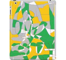 be an armchair  strategist iPad Case/Skin