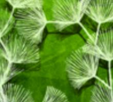 Fields of Green Sticker