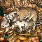 bushbabies by Liesl Yvette Wilson
