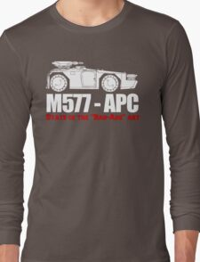 M577-APC State of the Bad Ass Art Long Sleeve T-Shirt