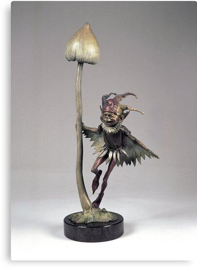 Magic Dancer by David Goode