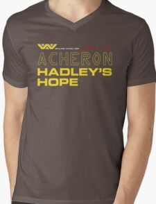 LV426 - Acheron Hadleys Hope Mens V-Neck T-Shirt