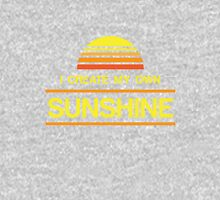 I Create My Own Sunshine Tank Top