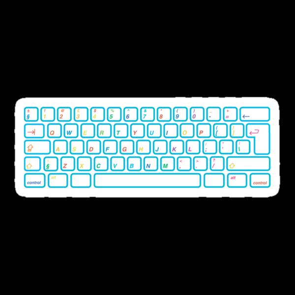 Keyboard by kerryward
