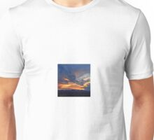 And God graced us with another Beautiful Sunday Evening Unisex T-Shirt
