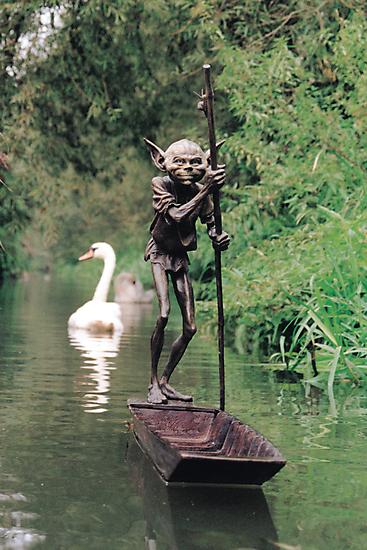 Little Ferryman by David Goode