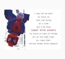 Super Mind Powers!! Kids Clothes