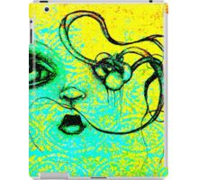 Cool print by ANGIECLEMENTINE iPad Case/Skin