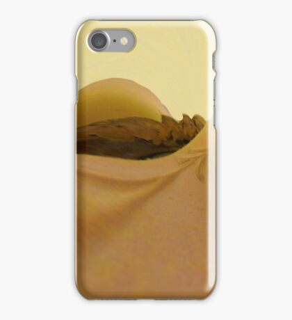 Sand Dune Abstract iPhone Case/Skin