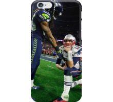 Tom Brady : The Thinker iPhone Case/Skin