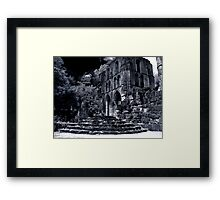 """""""Gothic Steps"""" Framed Print"""