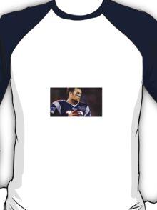 Tom Brady : The Gaze T-Shirt