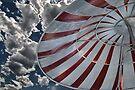 Cloudy Umbrella by Kimberly Palmer