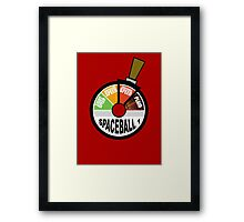 Go Straight to Ludicrous Speed, but not to Plaid! Framed Print