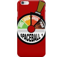 Go Straight to Ludicrous Speed, but not to Plaid! iPhone Case/Skin