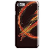 speed lightning iPhone Case/Skin