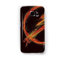 speed lightning Samsung Galaxy Case/Skin