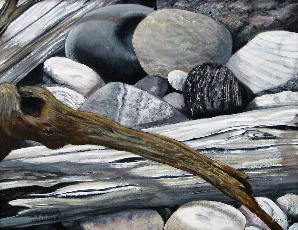 drift wood and omar by loralea