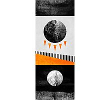 Moons Photographic Print