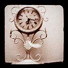the french clock by Shannon Byous Ruddy