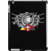 Ukrainian Insurgent Army (Roman Shukhevych) iPad Case/Skin
