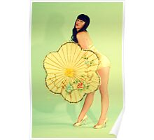 PinUp 50s poster Poster