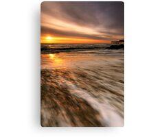 Southwold Beach Suffolk 10. Canvas Print