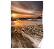 Southwold Beach Suffolk 10. Poster
