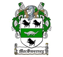 MacSweeney (Donegal) by HaroldHeraldry