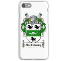 MacSweeney (Donegal) iPhone Case/Skin