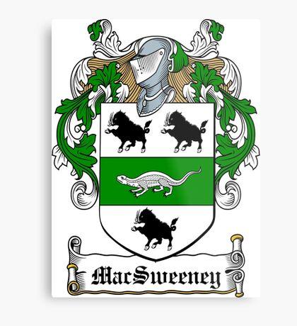 MacSweeney (Donegal) Metal Print