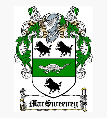 MacSweeney (Donegal) Photographic Print