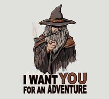 I WANT YOU FOR AN ADVENTURE T-Shirt